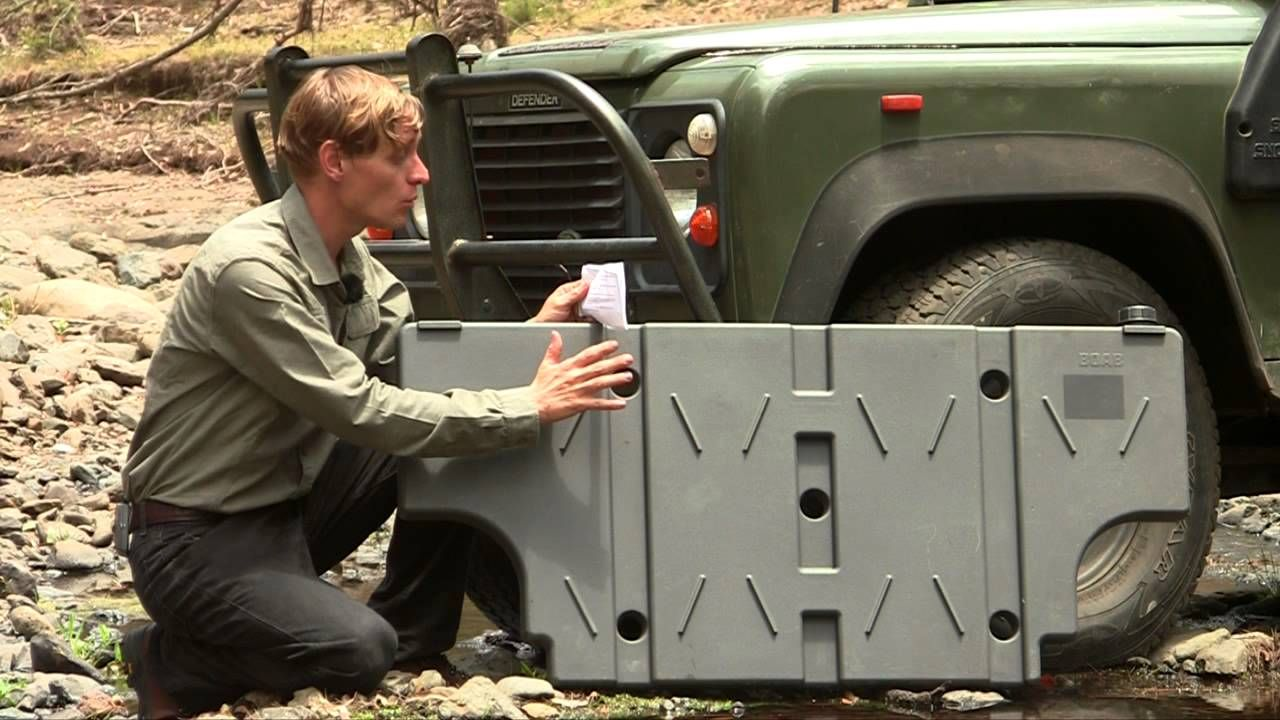 Boab 42 Litre Poly Water Tank Review Off Road 4x4