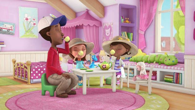 Emmie Doc Mcstuffins Bed Toddler Rooms Big Girl Bedrooms