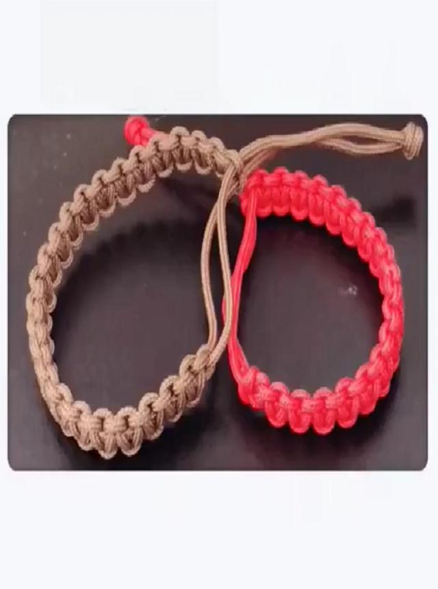 Braid Bracelet Method