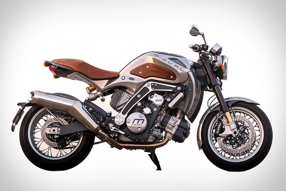 Midual Type 1 Motorcycle Motorcycle design, Motorcycle