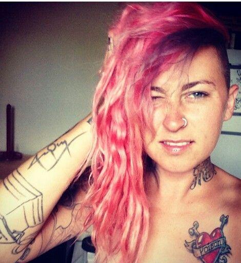 Pink Hair Hair Styles Long Hair Styles Pink Hair