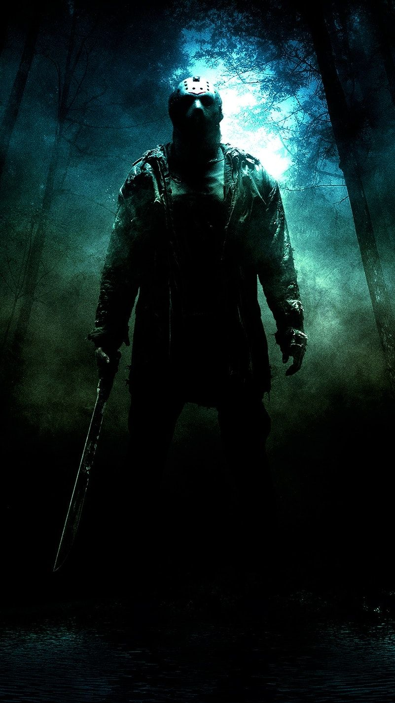 Friday The 13th 2009 Phone Wallpaper Best Zombie Movies