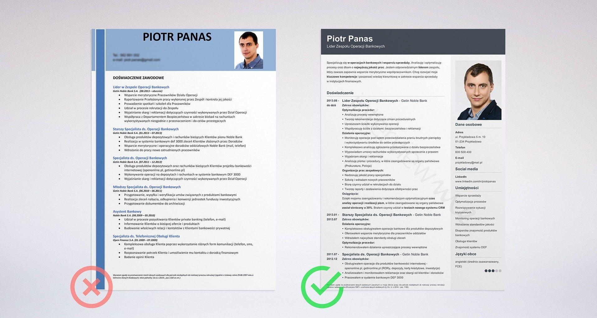 Profesjonalne CV, które zapewni Ci pracę. Skuteczny sposób