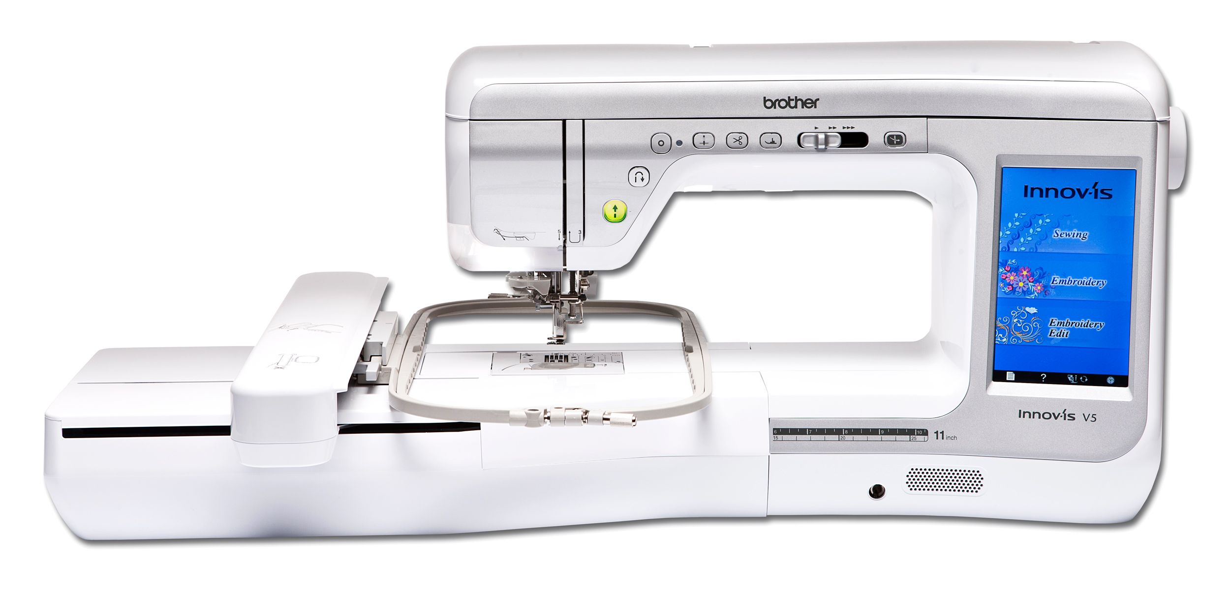 Brother Innov-is V5 Long Arm Sewing, Quilting and Embroidery ... : sewing machines for quilting and embroidery - Adamdwight.com