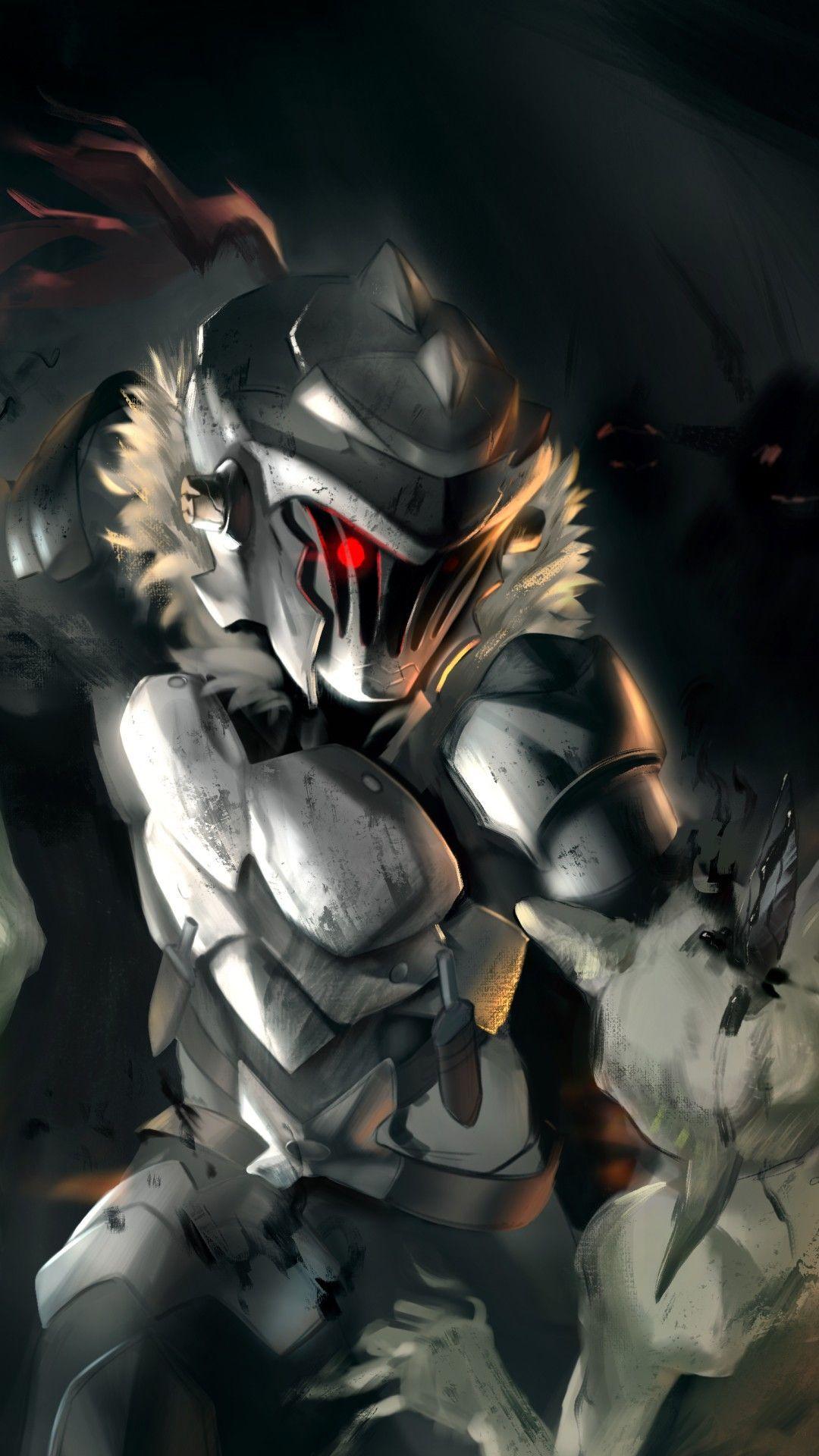 Goblin slayer arte de anime fondo de anime anime rock