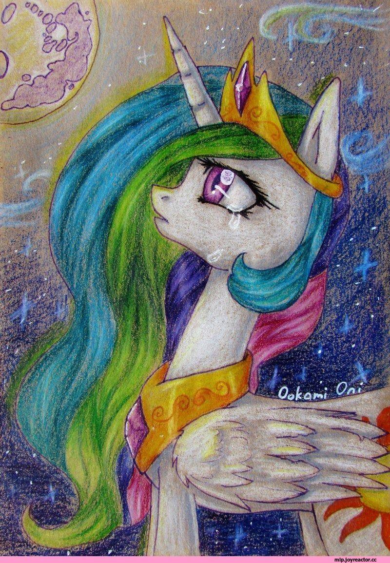 JoyReactor - смешные картинки | Пони, Принцесса селестия ...