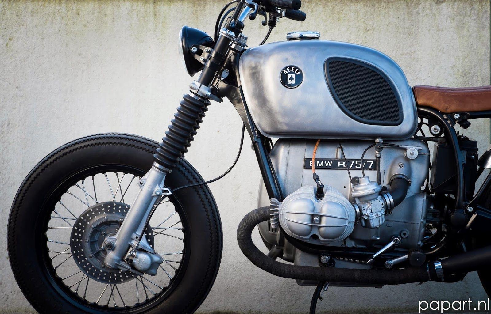 Eye Candy Bmw Cafe Racer Bmw Motorcycle Vintage Bmw Boxer