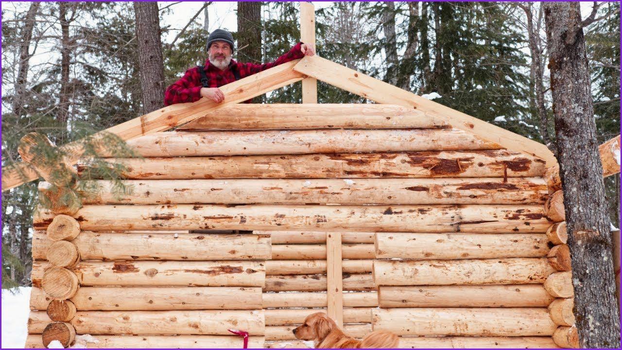 Awesome Log Cabin Floor Plans with Loft Log Cabin Floor