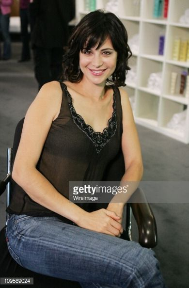 Catherine Bell During Red Carpet 05 Benefiting The Dream Foundation Catherine Bell Katherine Bell Catherine