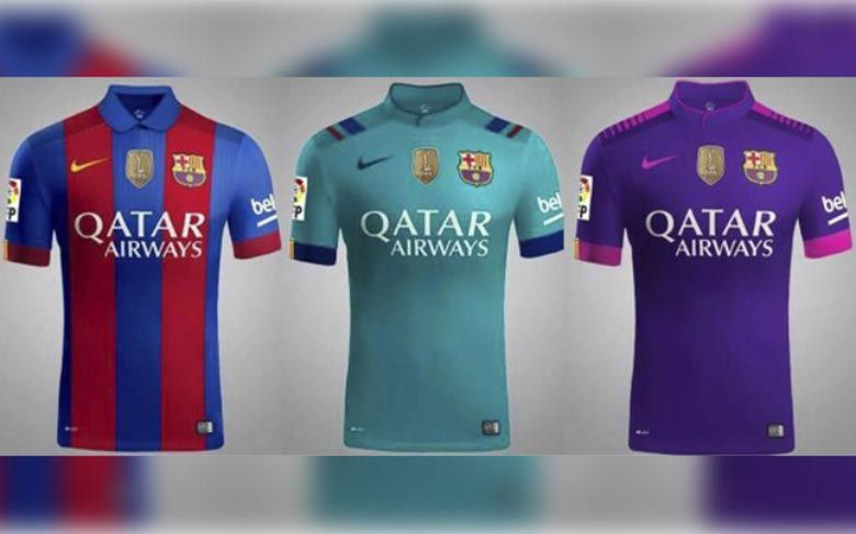 Sport  Leaks Barcelona 16-17 Home 94b912cd1aba4