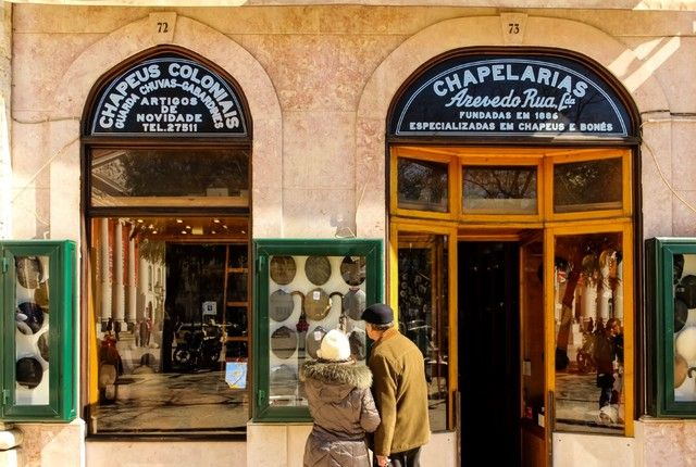 Chapelaria azevedo rua lda lisbon portugal lisbons vintage brilliant yet unknown artists and shops make up lisbons bohemian boroughs where you can grab yourself a bargain solutioingenieria Image collections