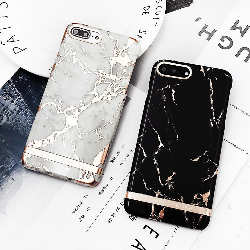 size 40 ed369 dc566 5.2AUD - Elegant Pastel Marble Pattern Cover Case Shockproof Hard ...