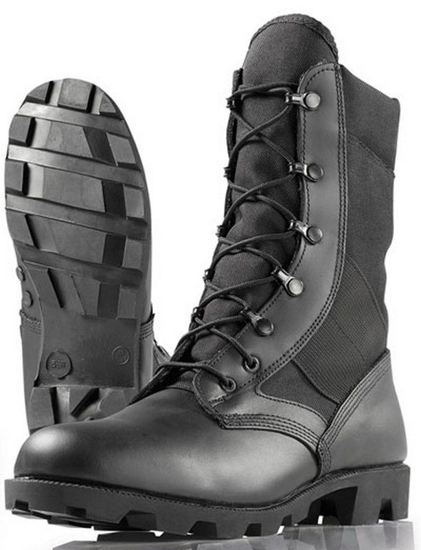 d65d13c5a82a Wellco military jungle boots panama sole boot  89.20 black contour cushion  insert for added comfort. thermal insole barrier shields foot from ground  heat ...