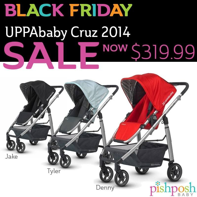 Save 140 on the UPPAbaby Cruz 2014 stroller! It's one of