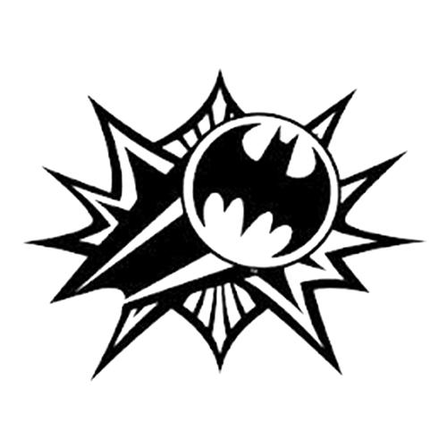Batman Die Cut Vinyl Decal PV For Windows Vehicle Windows - Vinyl decals for car body