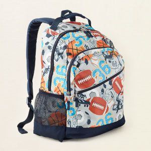 boy - accessories - sports backpack | Children's Clothing | Kids ...