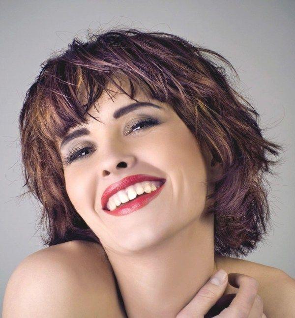 Frisuren Mittellang Stufig Fransig Bild Für Beste Stil Frisuren