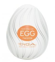 Huevito twister/ twister egg