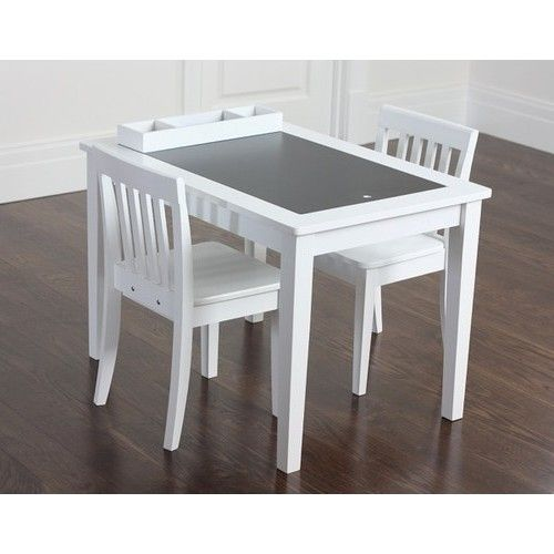 kids table and chair set white  sc 1 st  Pinterest & kids table and chair set white | Xmas | Pinterest | Free credit ...