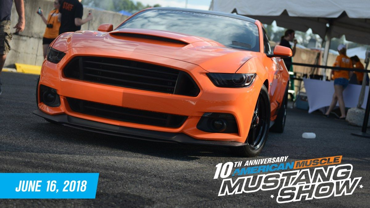 American Muscle Mustang Car Show Saturday June Th - American muscle car show 2018