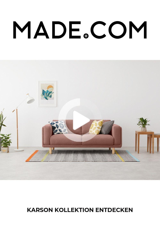 Made Bank Rosa In 2020 Seater Sofa Scandi Design Design