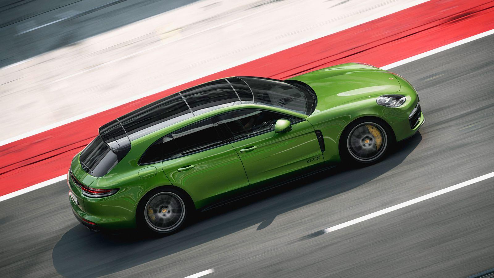 The Porsche Panamera GTS Now Comes in Wagon Form » AutoGuide