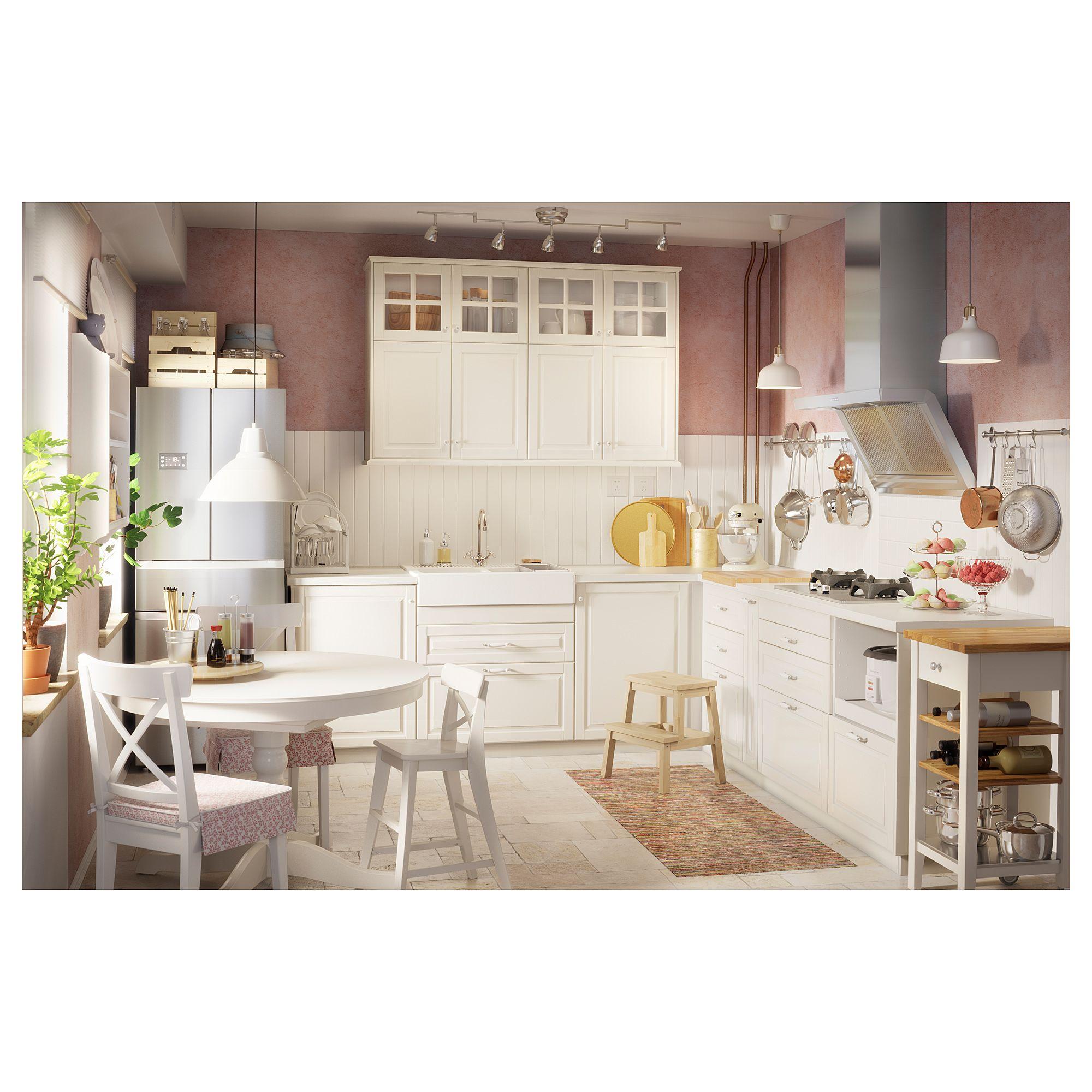 Ingolf Stuhl Weiss Kitchen Kuche Wohnung Kuche