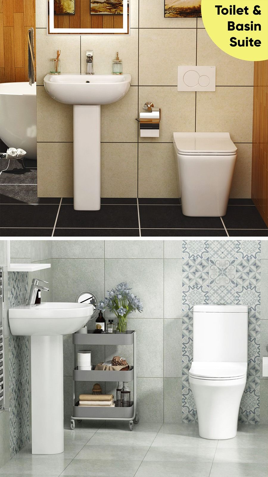 Pin By Royal Bathrooms On Royal Bathroom Suites Small Bathroom Suites Bathroom Trends Modern Toilet