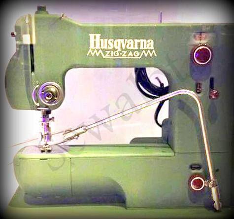 HUSQVARNA SEWING MACHINE SEWALOT FREJA ALEX ASKAROFF Husqvarna Cool Vintage Viking Sewing Machine