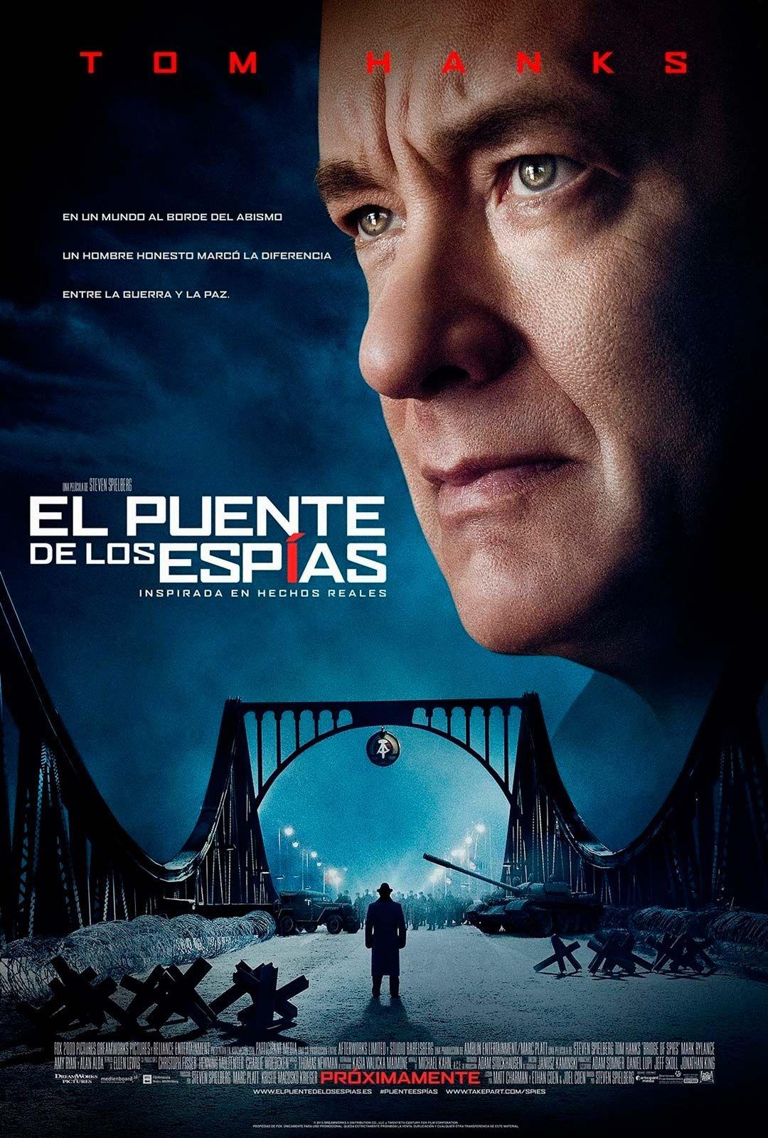 El puente de los espías [Vídeo (DVD)] / directed by Steven Spielberg. Distribuida por Twentieth Century Fox Home Entertainment, cop. 2016