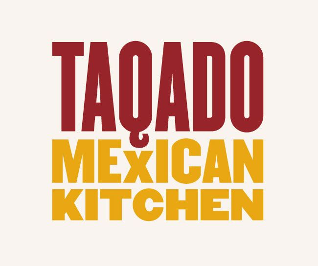 Taqado Mexican Kitchen  Mexican Kitchens Kitchen Logo And Logos Enchanting Kitchen Design Logo Inspiration Design