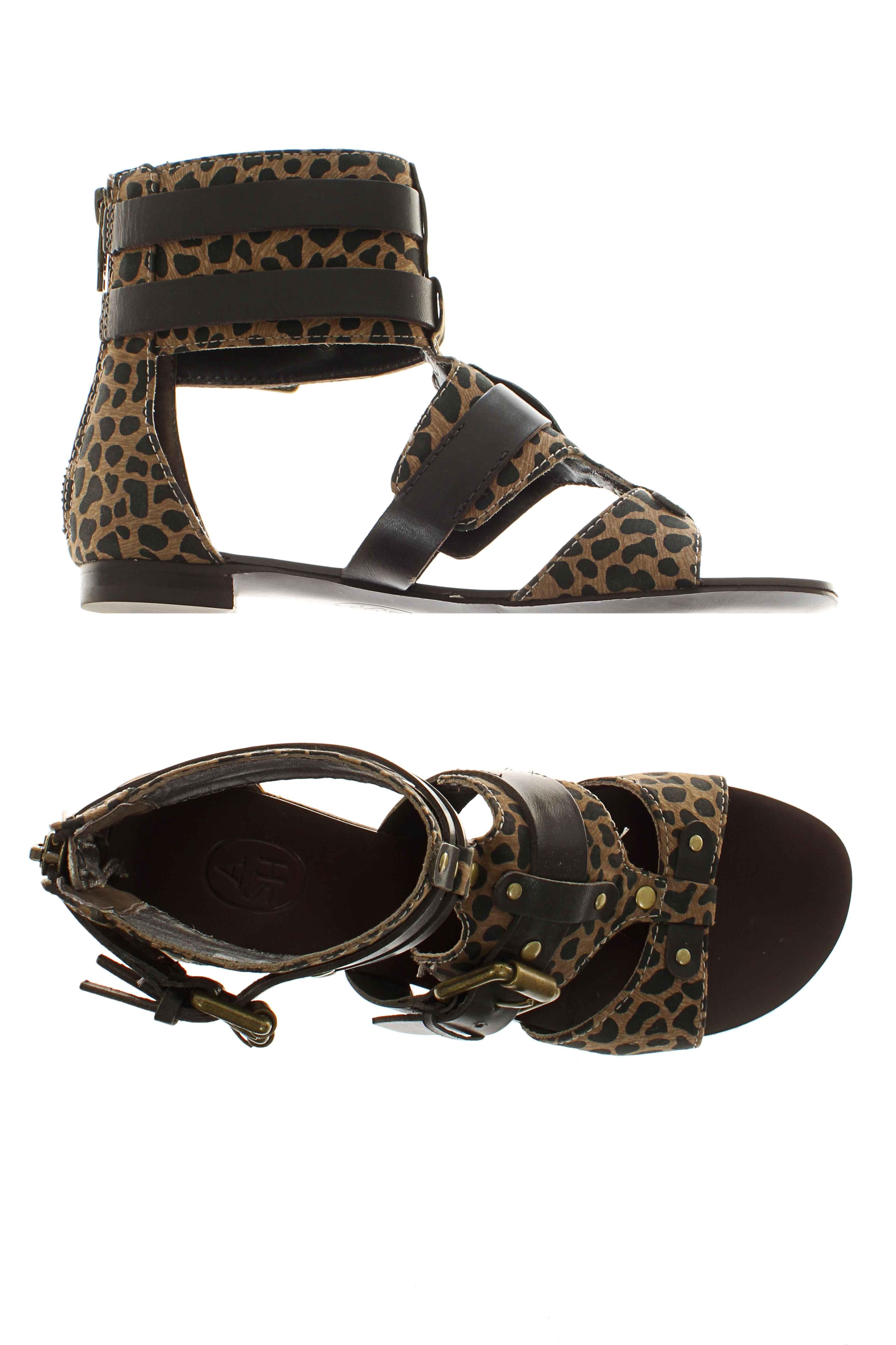 891fe22164e7e3 Chaussures Sandales/Nu pieds ASH - couleur MARRON | Chaussures Pour ...