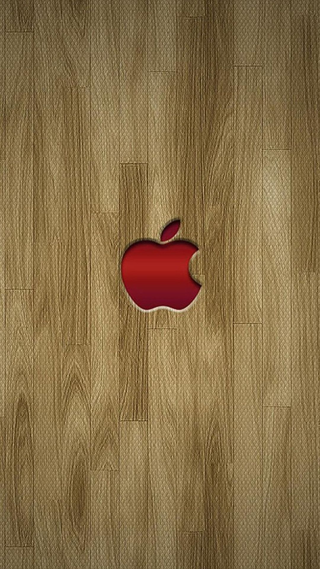 Apple logo & wood texture Apple wallpaper iphone, Apple