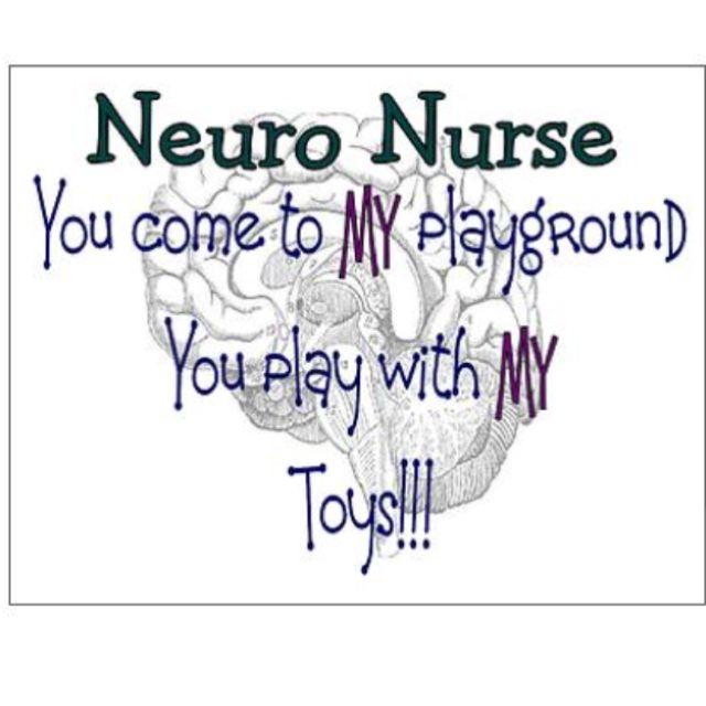 Neuro Nurse :)   A breath of fresh air   Nurse love