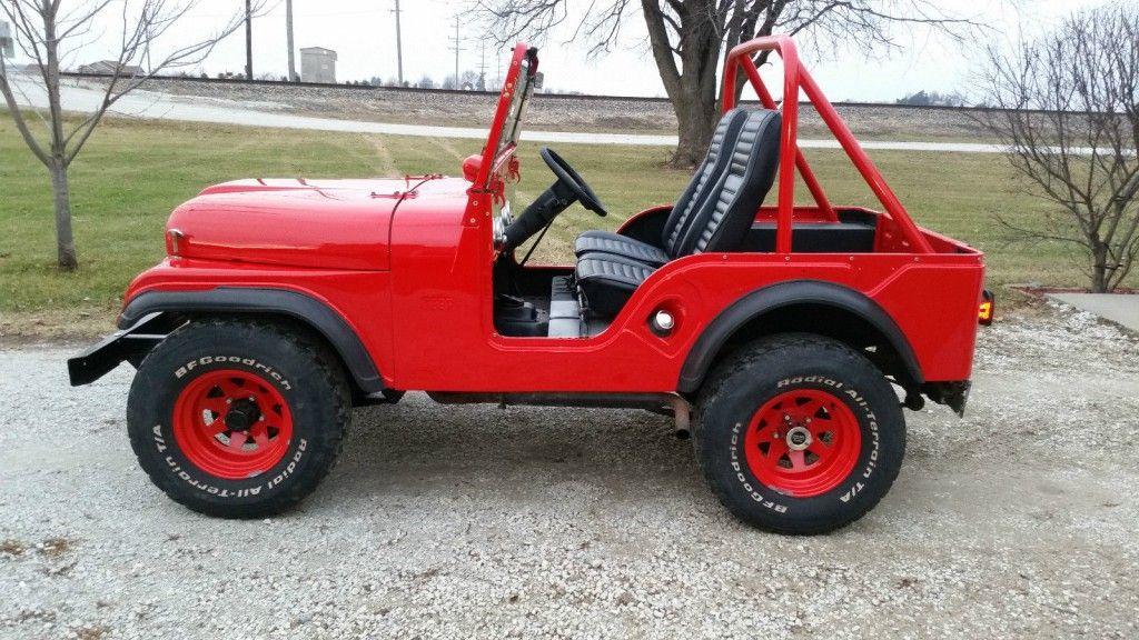 1970 Jeep Cj5 Base Sport Utility 3 7l Jeep Cj5 Jeep Cj Jeep