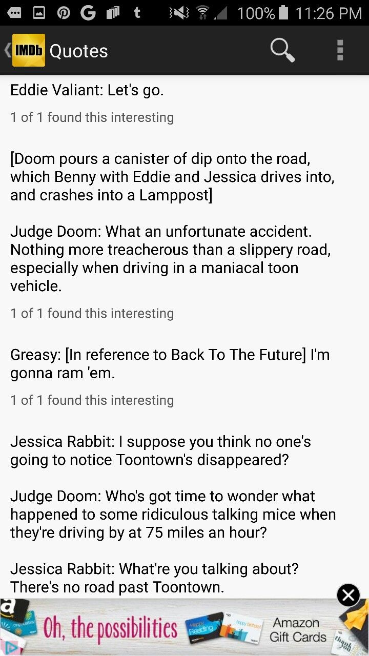 Ausgezeichnet Imdb Who Framed Roger Rabbit Zeitgenössisch ...