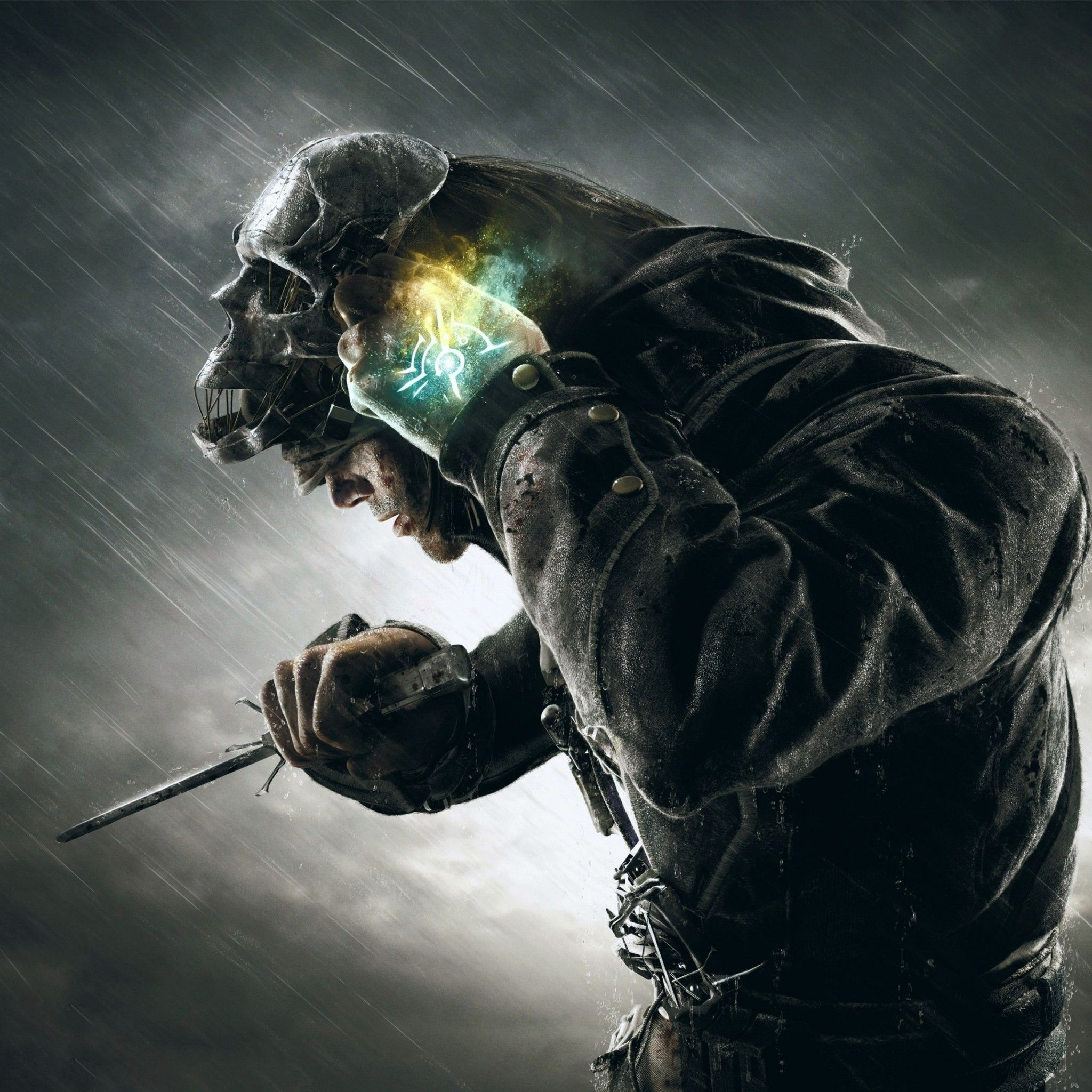 Dishonored Character Tap To See More Awesome Dishonored Wallpapers Mobile9 Dishonored Hd Wallpaper 4k Dishonored Mask