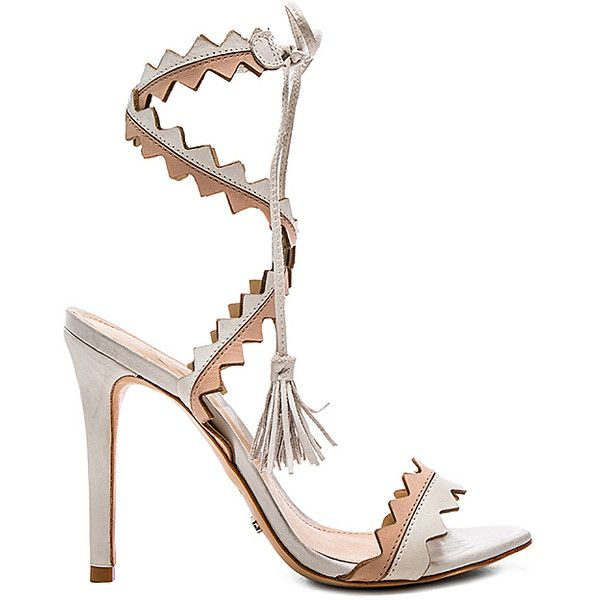Schutz Margo Heel Shoes (€180) ❤ liked on Polyvore featuring shoes, pumps, heels, schutz, heels & pumps, zigzag shoes, high heel pumps and schutz shoes