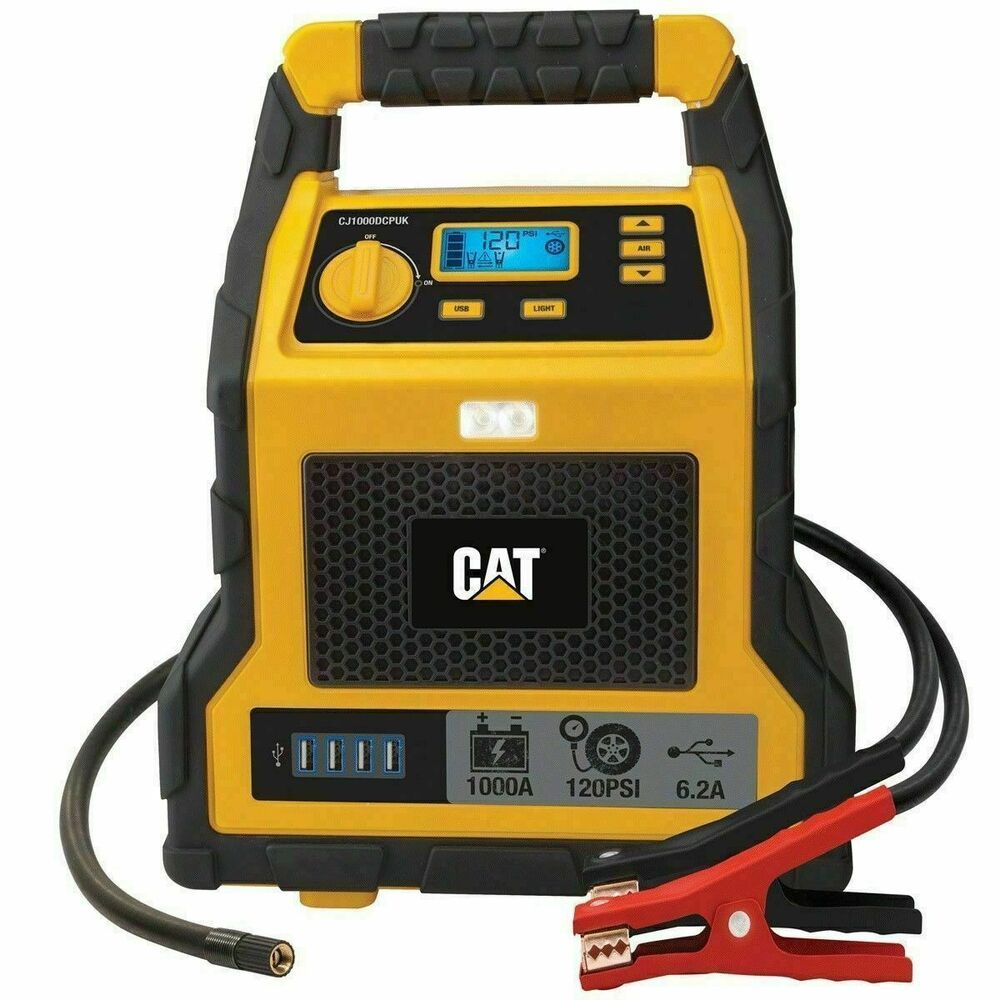 (eBay Advertisement) CAT 1000 Peak Amp Professional