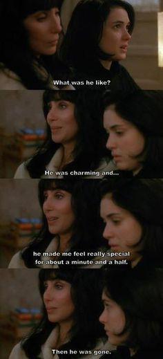 Cher & Winona Ryder, 'Mermaids', Richard Benjamin, 1990