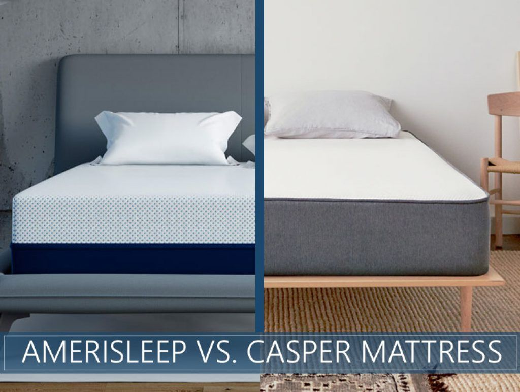 Amerisleep Vs Casper Bed Comparison Which One Is Right For You