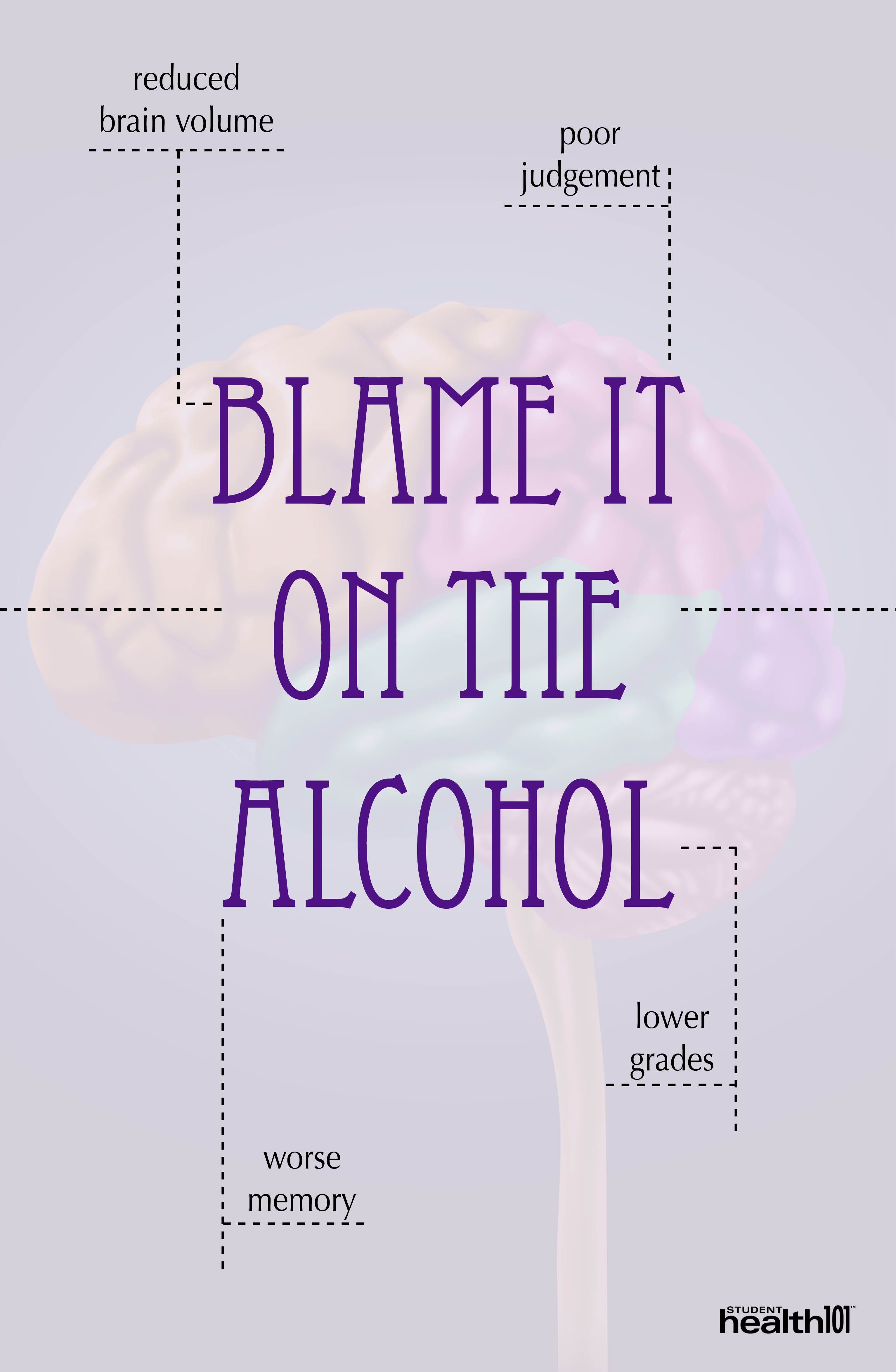 Alcohol And Your Brain Memory Grades