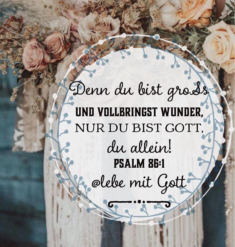 Bibel Schatzkammer Lebe Mit Gott Instagram Fotos Und Videos Psalmen Christliche Spruche Bilder Christliche Spruche