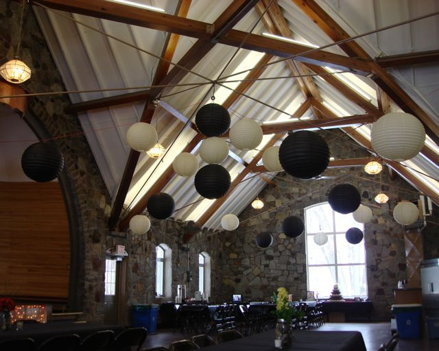 Decorating Idea For Inside Pamperin Park S Dance Hall Ceiling Lights Lanterns Paper Lanterns