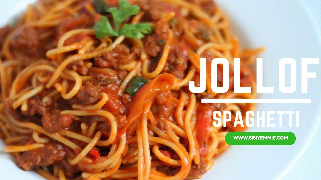 The jollof spaghetti i couldnt wait to show you nigerian food the jollof spaghetti i couldnt wait to show you nigerian food recipesafrican forumfinder Images