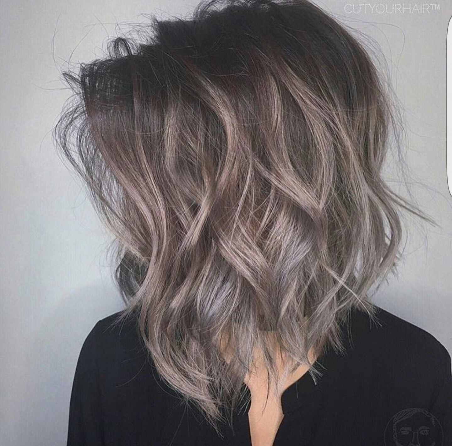 Love the color hair pinterest hair hair styles and hair lengths