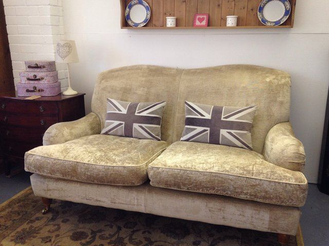 Laura Ashley 2 Seater Sofa Can