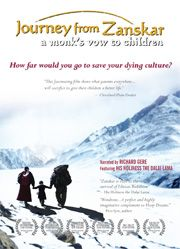 Journey From Zanskar   How far would you go to save a dying culture.    www.intentionmediainc.com