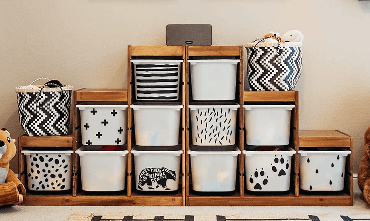 17 IKEA Toy Storage Hacks (To Make Your Home Beautiful Again)