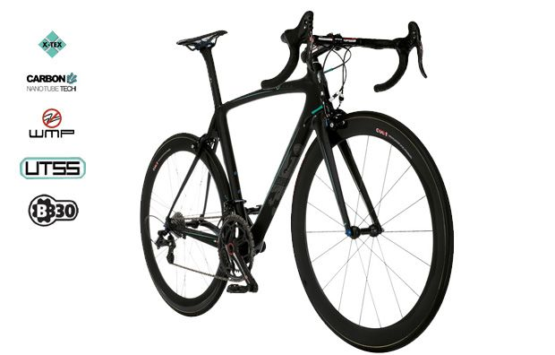 Oltre Black>  I would love to get my body onto this, what a gorgeous Bianchi
